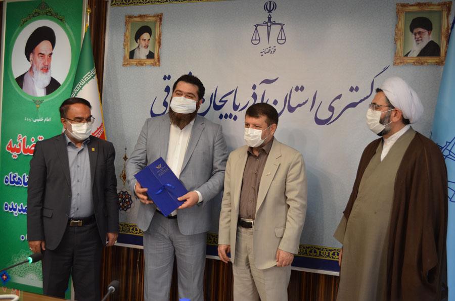 آزادی زندانیان جرائم غیر عمد توسط دکتر محمد حمیدیه مدیر عامل محترم هافمن