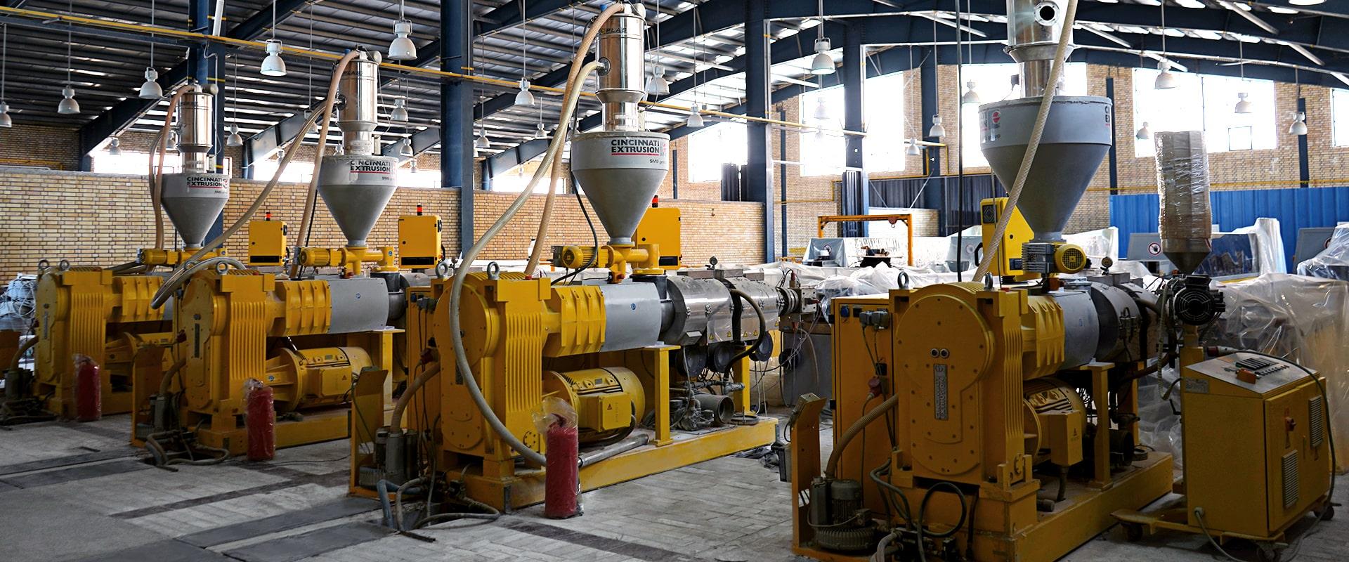 طرح توسعه هافمن با افتتاح کارخانه دوم در شهرکرد-1