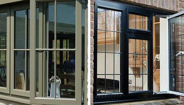مقایسه در و پنجره آلومینیومی و upvc