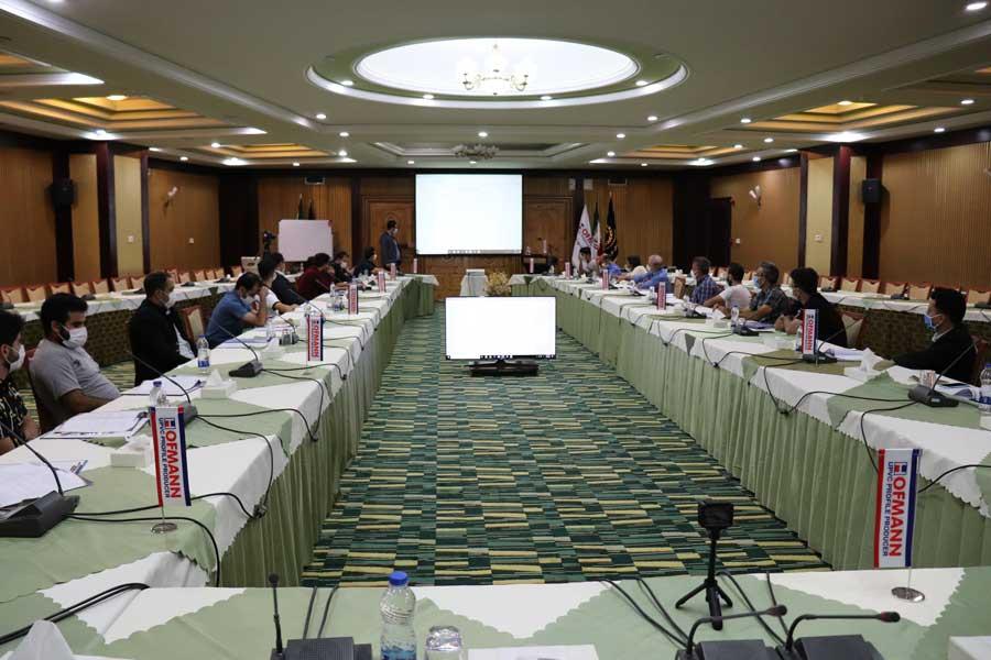 شروع فاز یک اجرایی طرح ملی هافمن سرویس